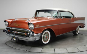 Picture gold, Classic, Bel Air, 1957