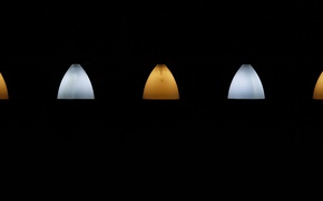 Picture background, lamp, color