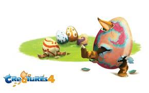 Picture game, Creatures, Creatures 4