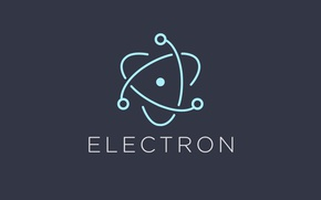 Picture programming, code, Electron