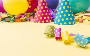 Picture balls, birthday, Holiday, beanie