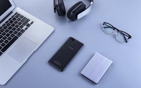 Picture smartphone, headphone, technology, UMi, MWC 2017, UMi PRO