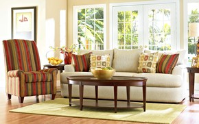 Picture room, sofa, interior, chair, living room