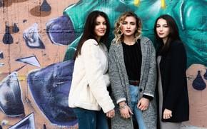 Picture girls, Gaia, Ilaria, Ester