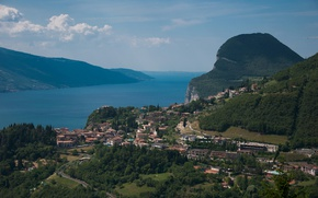 Picture Panorama, Italy, Italy, Italia, Panorama, Lake Garda, Garda, Lake Garda, Lake Garda