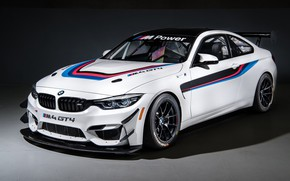 Picture racing car, 2018, GT4, BMW M4