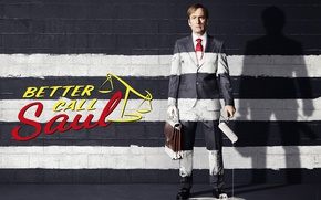 Picture Breaking Bad, man, Season 3, Saul Goodman, Bob Odenkirk, tv series, Better Call Saul