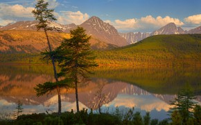 Picture ridge, The Lake Of Jack London, Kolyma, Big Angachak