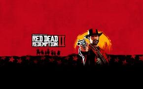 Picture Rockstar Games, Red Dead Redemption 2, Red Dead, Redemption 2