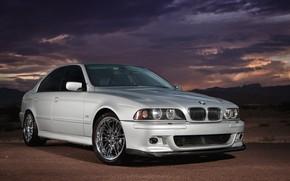 Picture BMW, E39, 530i, Silver