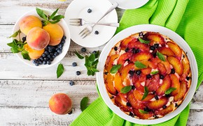 Picture berries, the sweetness, fruit, cakes, fruit pie