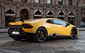 Picture city, Lamborghini, Huracan, Huracan Performante, Lamborghini Huracan Performance