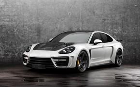 Picture background, Porsche, Panamera, GTR, Porsche, Panamera, Ball Wed