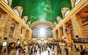 Picture New York, USA, grand central terminal, Central station