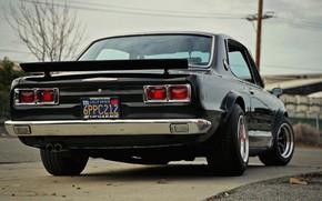 Picture Auto, Machine, Classic, Nissan, Nissan, Car, 2000, Skyline, Nissan Skyline, 2000GT, Japanese, 2000GT-R, 2000 GT, …