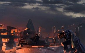 Picture Playground, aircraft, The Moment, ILM Art Department