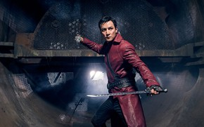 Picture tv series, Netflix, AMC, Into the Badlands