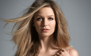 Picture face, Girl, Melissa Benoist