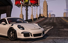 Picture Porsche 911, GTA, GT3 RS, Grand Theft Auto V