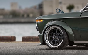 Picture Auto, Retro, Disk, BMW, Machine, Wheel, BMW, Car, 2002, Coupe, Old, BMW 2002 Turbo, Stancenation, …