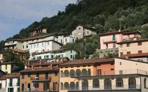 Wallpaper Italy, Brescia, Monte Isola, Italia, Home, Lombardy, Monte Isola, Brescia, Italy, Lombardy, Lombardia