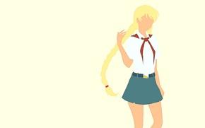 Picture Anime, Praising, Endless Summer, Everlasting Summer, Slavyana
