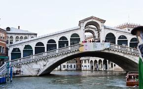 Picture Bridge, Italy, Venice, Italy, Bridge, Venice, Italia, Venice, Rialto bridge, The Rialto Bridge, Grand canal, …