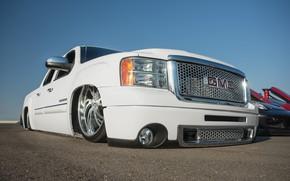 Picture auto, design, the front, GMC