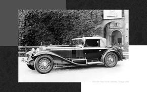 Picture Mercedes-Benz, Mercedes, convertible, Mercedes-Benz