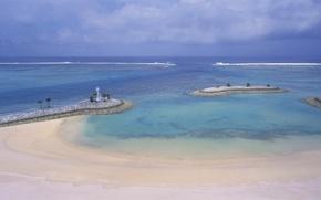 Picture sea, Bay, Japan, Okinawa