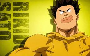Picture anime, hero, manga, japanese, by sanoboss, Boku no Hero Academy, My Hero Academia, 015