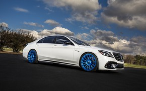 Picture WHEELS, MERCEDES, BENZ, CLASS, TV-M