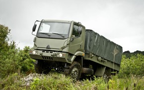 Picture truck, Brazil, made in Brazil, Agrale, military and civil vehicle, manufactured in Santa Catatarina, export …