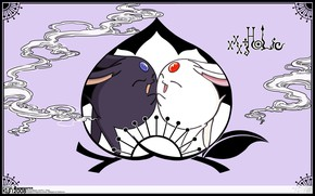 Picture anime, art, animals, youkai, xxxHolic