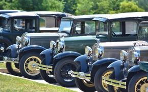 Picture retro, classic, cars