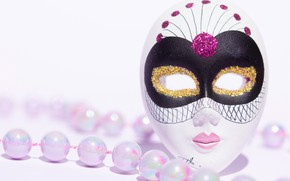 Picture style, holiday, mask, masquerade