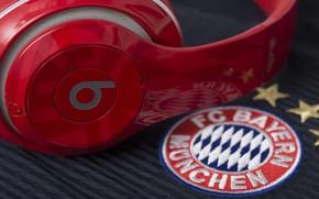 Picture wallpaper, sport, logo, football, FC Bayern Munchen