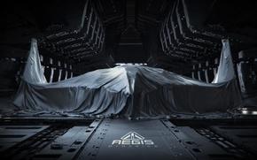Wallpaper starship, Star Citizen, Aegis X