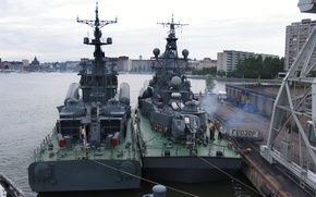 Picture ships, Finland, visit, rocket, Geyser, Morshansk