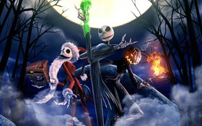 Picture Jack Skellington, the nightmare before Christmas, The nightmare before christmas