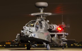 Picture Helicopter, Apache, AH1, AH-64, Army Air Corps