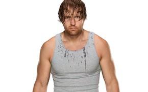 Picture look, actor, wrestler, hair, WWE, Dean Ambrose, Dean Ambrose, Lunatic, Raw