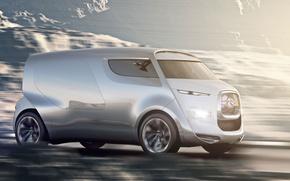 Picture Concept, Citroen, van, Tubik