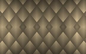 Picture background, diamonds, grey