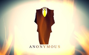 Picture Anonymous, costume, MeSeenDev, ANONYMOUS