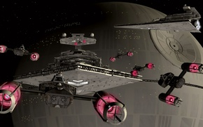 Wallpaper Star Wars, ships, star wars, Y-WING