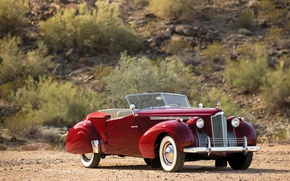 Picture auto, convertible, Convertible, Victoria, Packard