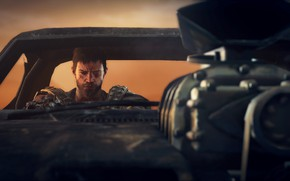 Picture look, engine, mad max, mad max