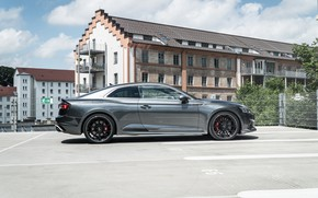 Picture sportcar, coupe, Grey, ABBOT, RS 5, 2017, RS, A5