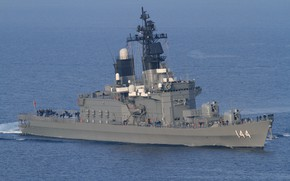 Picture Japan, kurama, squadron, destroyer